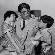 To Kill a Mockingbird...doesn't get any better than this!!!