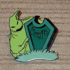 Oogie Boogie  Nightmare Before Christmas Disney Disneyland pins pin