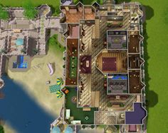 sims 3 house how to build - Google-søk