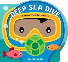 New deep sea dive by #salina yoon book #(board #book) free p&h,  View more on the LINK: http://www.zeppy.io/product/gb/2/172037979768/