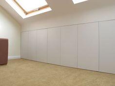 Image result for wardrobes in eaves