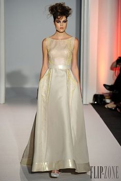 Abed Mahfouz Fall-winter 2015-2016 - Couture