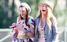 Blair and Serena........#bff's...