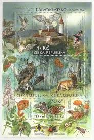 Czech Republic stamps