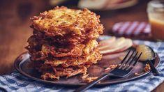 5 ways to enjoy crispy potatoes Crispy Potatoes, 5 Ways, Hamburger, Roman, Fresh, Breakfast, Desserts, Recipes, Czech Republic