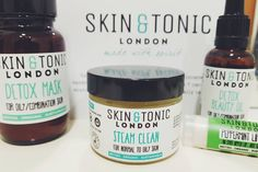 Starting 2018 focusing on my health and wellbeing trying to detox and feeding my skin with natural organic ingredients. This skin care range handcrafted in Hackney has no more than 7 plant-based ingredients so you know exactly what you are putting into and onto your body. I am loving this soothing and non-abrasive brand thanks @skinandtonicldn