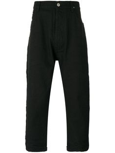 Vivienne Westwood Anglomania - Black Tapered Crop Jeans for Men - Lyst Cropped Jeans Men, Crop Jeans, Vivienne Westwood Anglomania, Tapered Jeans, Black Cotton, Black Jeans, Sweatpants, Mens Fashion, Shopping