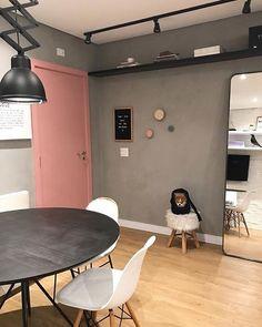 Exterior de casas pintura colores para Ideas for 2019 Home Living Room, Interior Design Living Room, Home Office Decor, Home Decor, Decoration, Room Inspiration, Sweet Home, Bedroom Decor, Wall Exterior