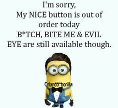 Minions Fans, Minions 1, My Minion, Minions Quotes, Funny Minion, Motivational Quotes, Funny Quotes, Inspirational Quotes, Minion Mayhem