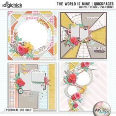 The World Is Mine | Quickpages