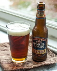 Beer Review: Ruby Mild from Sam Adams — Beer Sessions