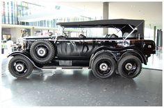 Bj. 1933, 6 Zylinder, 3889 ccm, 70 PS  #Mercedes-Benz, Ga3 #Sonderaufbauten #oldtimer #youngtimer http://www.oldtimer.net/bildergalerie/mercedes-benz-sonderaufbauten/ga3/12137-05-200368.html
