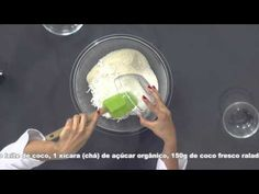 RBS 151118 PUDIM DE TAPIOCA - YouTube