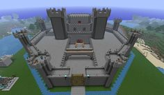 Hey you found my castle. It's even bigger than i imagined