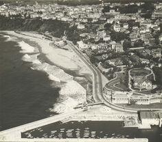 Memorias de Getxo. Playa de Ereaga. www.hotel-igeretxe.com