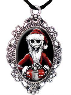 """""""Santa Jack"""" Cameo by Alkemie Apparel"""