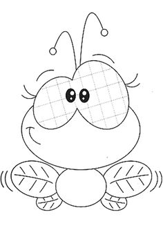 My collection of drawings: Coloring Bees Colouring Pages, Coloring Books, Felt Crafts, Paper Crafts, Applique Patterns, Applique Ideas, Digi Stamps, Paper Piecing, Rock Art