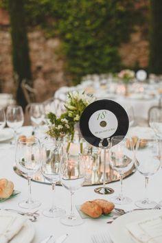 Viste tu mesa nupial con estilo | TELVA