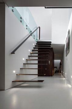 ... Betontreppen, Treppen Design, Treppen, Haus Vorbau, Arquitetura, Planer  Dekoration, Empfänge, Unendlichkeit, Wohnzimmer, Modern, Innenräume, Türen