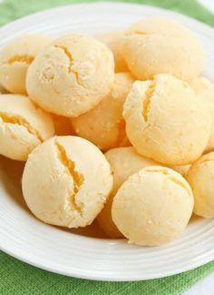 Brazilian Cheese Breads   Kirbie's Cravings