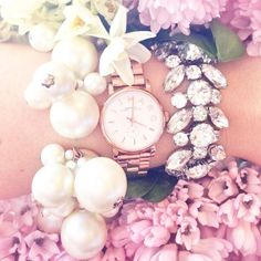 Marc by Marc Jacobs Baker Watch | Spotted on agirlastyle