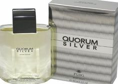 Antonio Puig Quorum Silver By Antonio Puig For Men. Aftershave 3.4 oz by Antonio Puig Packaging for this product may vary from that shown in the image above