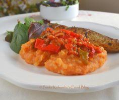 Funke Koleosho's Food Blog: Creamy Coconut Yam Mash