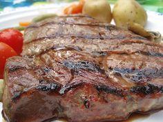 Príprava perfektného steaku   MojaChalupa.sk No Salt Recipes, Pork, Meat, Kale Stir Fry, Pork Chops
