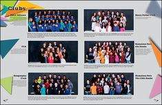 Carry theme with groups shots and team photos. These pages still need to have some aspect of the theme carried out—visually, verbally or both. Oak Grove High School, Being Used Quotes, References Page, Photo Packages, Group Shots, School Staff, Team Photos, Gray Background, Carry On