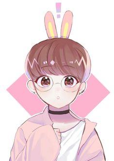 Read from the story Fanarts BTS by Suguinhadasquebradas with 36 reads. Jungkook Fanart, Bts Jungkook, Fanart Bts, Namjoon, Bts Chibi, Anime Chibi, Bts Anime, Anime Guys, Fan Art