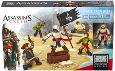 2 - Assassin's Creed - Cnf06 - Pack Pirate
