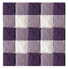 Ravelry: Blanket Square Diagonal Garter Stitch pattern by Audrey Wilson