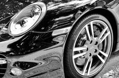 Featured Art - 2011 Porsche 911 Turbo S by Allen Beatty