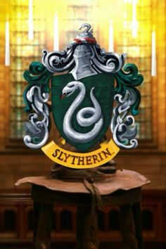 Slytherin...I've only met one good one...hmm