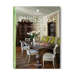 Paris Style Taschen Icon Series – Bijoux Closet