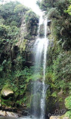 la chorerra colombia | La Chorrera Cascada Colombia - Viajar a la Chorrera cerca Bogotá