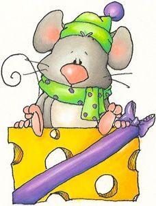 Rato com Queijo