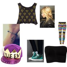 Hip Hop Class 2 by jmv555 on Polyvore featuring mbyM, Forever 21, Fairground and Free People