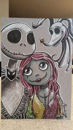 Jack, Sally and Zero