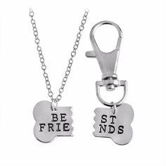 Friends Furever set - Silver