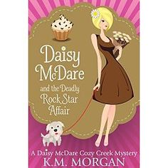 Daisy McDare's vacation plans go awry when a washed up rock star turns up dead and the local detective thinks Daisy's cousin Addison is the killer.  Daisy arms herself with cupcakes, one-liners, and plenty of spunk to find the killer before her cousin goes to jail for a crime she didn't commit...