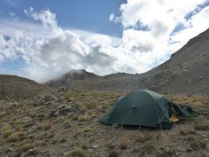 Wild Camping In The Sierra Nevada
