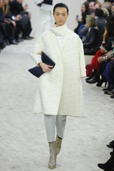 Celine RTW Fall 2013 - Slideshow - Runway, Fashion Week, Reviews and Slideshows - WWD.com