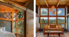 FabCab « Smart Living Begins Here tall window in bedroom tall window in great room