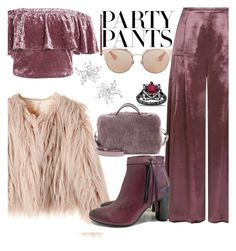 """""""#PolyPresents: Fancy Pants"""" by cm-christy ❤ liked on Polyvore featuring Temperley London, Sans Souci, Christian Dior, Tod's, Matthew Williamson, contestentry and polyPresents"""
