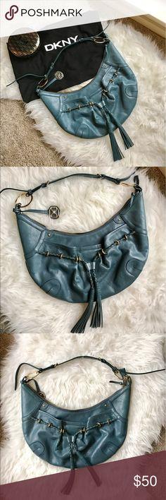 Rare DKNY Hobo Purse Rare DKNY Hobo Purse DKNY Bags Hobos