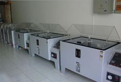 Salt corrosion resistance test chamber price is specially designed for the testing of the corrosion resistance of the products after their  material surfaces have been treated with electric plating, anodizing,spray  coating, anti-rusting oil and other anti-erosion treatment. #saltcorrosionresistancetestchamber #saltcorrosiontestmachine #corrosionresistancetestchamber