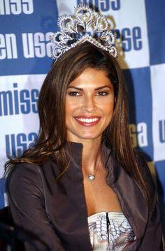 "Yostin Lissette ""Justine"" Pasek Patiño - Born August 29, 1979. A flashy Ukrainian-born Panamanian model, FAO Goodwill Ambassador, and Miss Universe 2002"