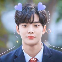 Cute Korean Boys, Cute Boys, Drama Korea, Korean Drama, Kim Ro Woon, Neoz School, Chani Sf9, Wattpad Book Covers, Sf 9