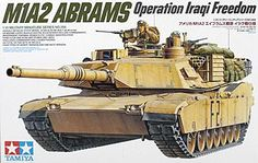 OHS Tamiya 35269 Abrams Operation Iraqi Freedom Military AFV Assembly Model Building Kits Tamiya Model Kits, Tamiya Models, Plastic Model Kits, Plastic Models, Auxiliary Power Unit, Rc Kits, Turbine Engine, Armoured Personnel Carrier, Model Building Kits